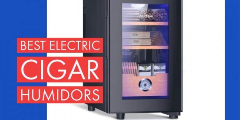 Best Electric Cigar Humidors